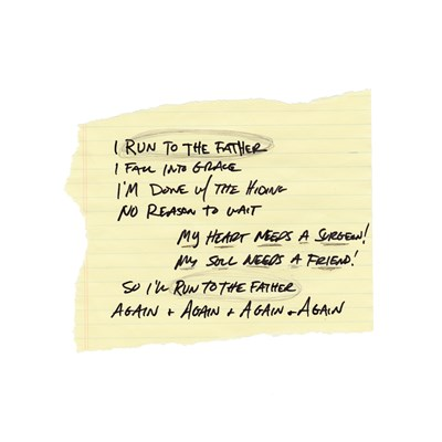 Run To The Father - Cody Carnes Lyrics and Chords | Worship